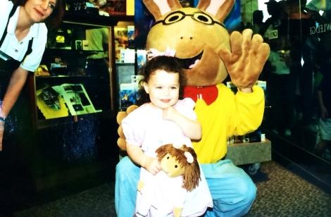 Arthur and I
