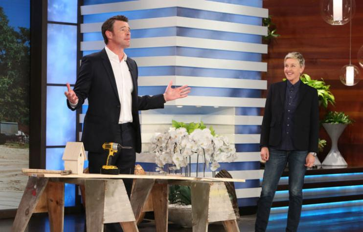 Actor Scott Foley Talks About His Dream Job at This OldHouse